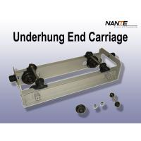 Buy cheap Gray Underhung Crane End Carriage Max Capacity 10 T At Speed 20m / Min from wholesalers