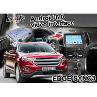 EDGE SYNC 3 Android Box Gps WIFI BT Map Google apps video