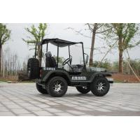 Electric / Kick Start 200cc 2 Person Go Kart Jeep With GY6