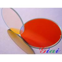 Buy cheap Light Interference Optical Filters OD4 Multilayer hard coated from wholesalers