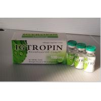 Cheap Muscle Growth IGTROPIN Long-R3 IGF-1 Human Somatropin Injections for sale