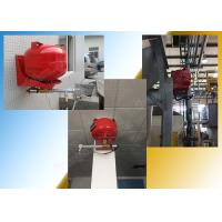 Data Center FM200 Fire Suppression System with 40 Hanging Tank