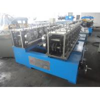 Cheap Standing Seam Roof Panel Roll Forming Machine Container Fix Type PPGI PPGL 320-400 Mpa for sale
