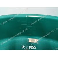 Medical Green 20oz Plastic Kidney Dish 700ml PP For Hospital Nursing