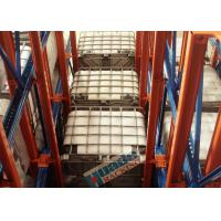 2000 Kg Max Load High Density Drive In Racking Industrial Pallet Racks Heavy Duty