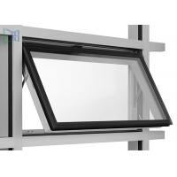 Cheap Residential Double Glazed Aluminium Awning Windows Wind Resistance Easy Install for sale