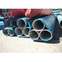 UNS S32750 Super Duplex Stainless Steel Pipe Seamless Round Tube ASTM A789 Descaled