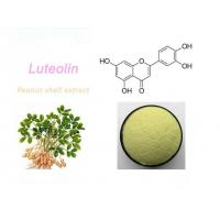 High Purity 98% Peanut Shell Extract Natural Luteolin CAS:491-70-3