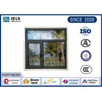 Anti Theft Steel Fire Resistant Windows Above Fire Wall High Temperature Resistant