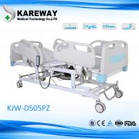 Cheap Adjustable Economic Electric mechanical hospital bed For Clinic , Hospital And ICU for sale