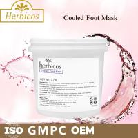Cheap 4L Herbicos Menthe Essence Facial Beauty Mask Foot Care Cooled Mask for sale