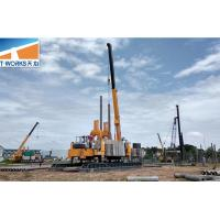 Building Construction Piling Machine ZYC280 T - WORKS High