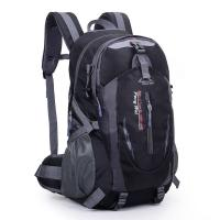 40L Nylon Outdoor Travel Backpack Wear Resistant For Outdoor Hiking / Camping