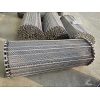 Cheap Stainless Steel Wire Conveyor Belts Acid Proof For Meat / Tortilla Processing for sale
