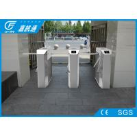 Quality Face Recognition Vertical Tripod Turnstile ID Intergrate Access Control System 3000000 Cycle wholesale