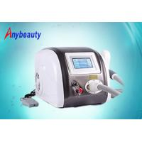 Cheap 1064nm 532nm Q Switched Nd Yag Laser Tattoo Removal Machine F12 For Pigments Removal for sale