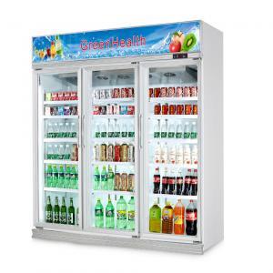Buy cheap Green&health single door restaurant monster energy drink display fridge refrigerator for sale from wholesalers