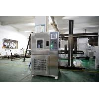 UV Absorption Ozone Resistance Test Accelerated Aging Chamber Custom Made