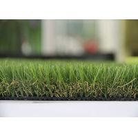 Quality Soft Feeling Artificial Grass Excellent Abrasion Resistance 35mm wholesale