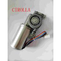 Cheap 75W and 24VDC low noise brushless round Automatic door motor with CE and SGS certifictate for sale
