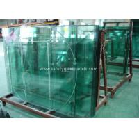 Doors coated tempered safety glass decorative curved for Decorative tempered glass panels
