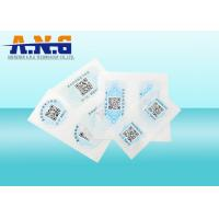 Cheap Waterproof Printable HF Rfid Tags For Mobile Payment , 1~5cm Reading Range for sale
