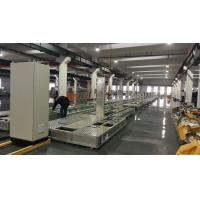 Cheap Conveyor Length 62m Switch Gear Production Line Surface Treatment Power Printing for sale