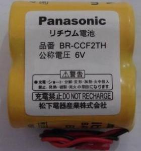 Neue Panasonic BR-2 3AGCT4A 6 V Batterie Für Fanuc A98L-0031-0025 ic