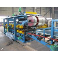 Cheap EPS Sandwich Panel Production Line 28KW For Insulation Panel for sale