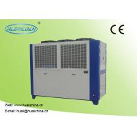 Cheap 50hz Industrial Water Chiller , High Efficient Compressor And Evaporator Air Cooled Chiller for sale