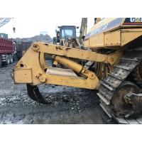 Single Ripper Used Crawler Bulldozer CAT D7H Original Paint Good
