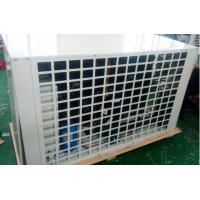 R404a 10 HP Condensing Unit , Refrigerator Compressor Unit For Fruit / Meat / Fish