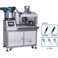 Buy cheap Single Copper Terminal Crimping Machine Automatic Feeding High Efficiency from wholesalers