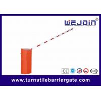 Cheap CB01 Commerrcial Variable Frequency Barrier Gate with Straight Boom for sale