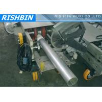 Cheap 10 m / min Round Downspout Machine / Cold Rolling Tube Machine for sale