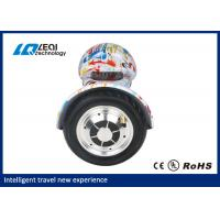 Electric 2 Wheel Self Balancing Scooter With 10 Inch Wheels , 25 Degree Climbing Gradient