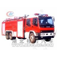 Cheap Isuzu Foam Fire Engine for sale