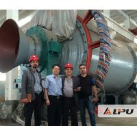 Cheap Ball Mill for Beneficiation Plant Grinding Process Slide shoe bearing or Trunion Bearing for sale