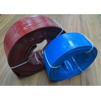 Non Toxic 3 Inch High Pressure Hose / 3 Inch Water Pump Discharge Hose