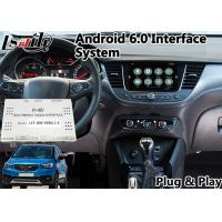 Android GPS Navigation Box for 2014-2018 Opel Crossland X