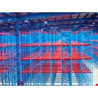 Cheap Industrial Warehouse Drive In Pallet Rack For High Density Storage for sale