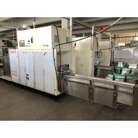 Full Auto Pre-Made Bags Sanitary Towe Packaging Machine L6.3m×W1.5m×H2.0m Size