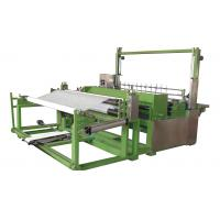 Bottled Wipes Automated Non Woven Paper Slitter Rewinder Machine