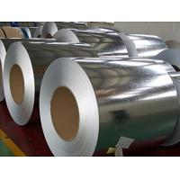 Cutting 0.15-3.8mm Chromated DX51 Hot Dip Galvanized Steel Coil