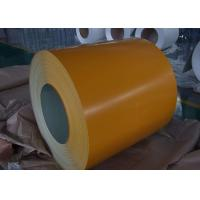 Professional Prepainted Steel Coil DX51D Size Customized For Construction