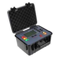 Auto Test Earth Ground Resistance Tester Kit100V 30KΩ 128Hz Test Frequency