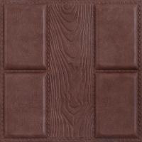 Cheap Quality-assured Beautiful decorative Factory price 3D leather wall panel for sale