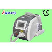 1064nm & 532nm Q Switch Nd Yag Laser Tattoo Removal nail fungus treatment Machine