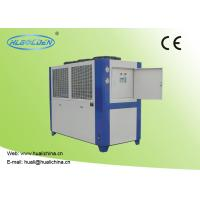 Cheap Air Cooled Water Chilling Plant / Industrial Water Chiller For Printing Machine for sale