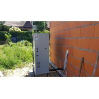 Low Air Temperature Heat Pump For House , Winter Heating Room Cold Climate Heat Pump